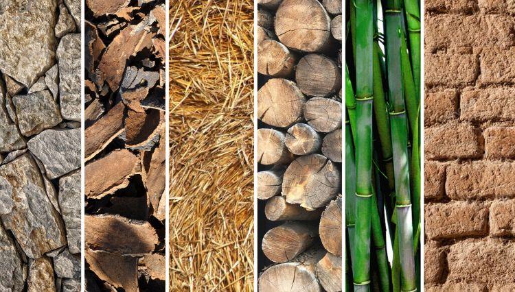 Materiali naturali per edifici ecosostenibili