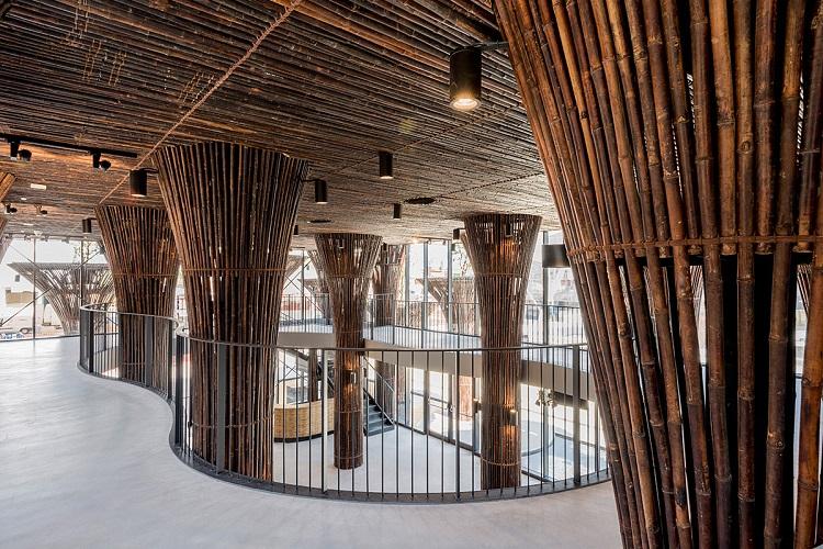 Padiglione vietnamita per Expo 2015