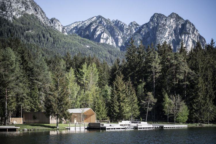 La capanna sul lago 1