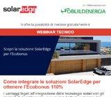 Replica Webinar: Scopri la soluzione SolarEdge per l'Ecobonus 7