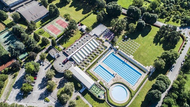 Efficientamento della piscina Villoresi