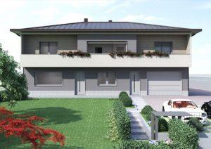 Giovannoni House, progetto vincitore del Concorso di Idee Viessmann 2019
