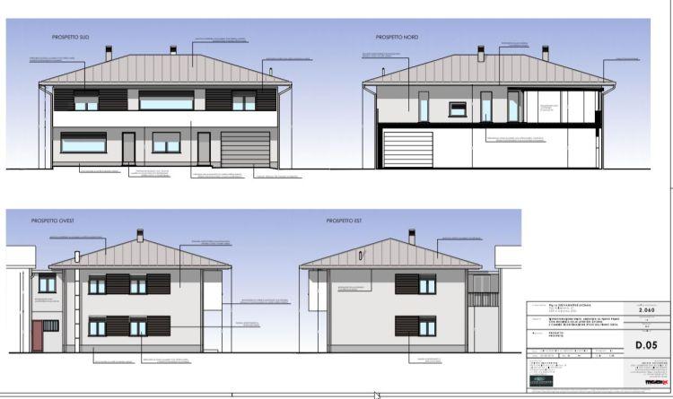 Prospetti Giovannoni House, progetto vincitore del Concorso di Idee Viessmann 2019