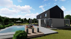 VMC MyDATEC per l'edilizia sostenibile di GS Case in Legno