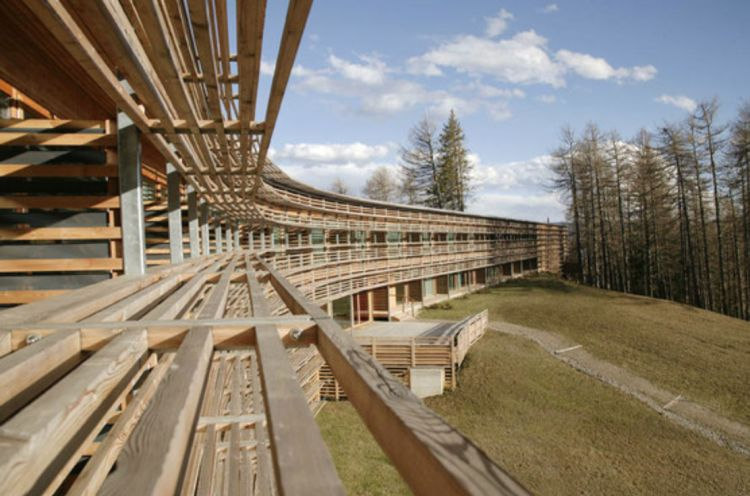 Vigilius Mountain Resort di Lana, Bolzano