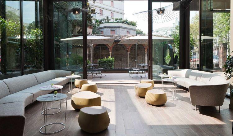 E.c.ho. Milano, hotel green