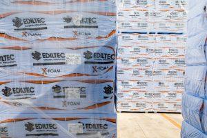 Ediltec investe ad Est e supera il milione di metri cubi annui di XPS