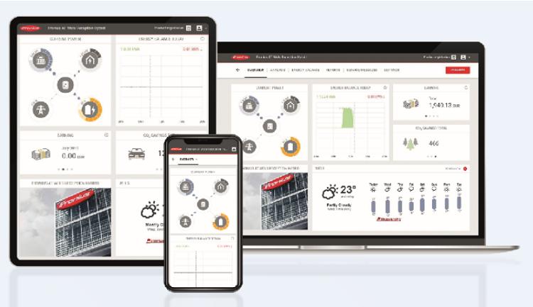 Gli inverter Fronius integrano l'hardware di monitoraggio