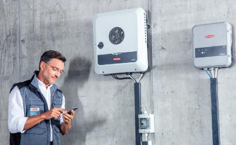 Monitorare l'impianto fotovoltaico con Fronius Solar.web