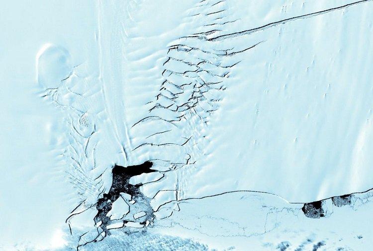 Pine Island e Thwaites, due enormi ghiacciai al collasso