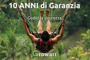 Growatt Italia, 10 anni di garanzia gratuita su Inverter e Sistemi di Accumulo fotovoltaici