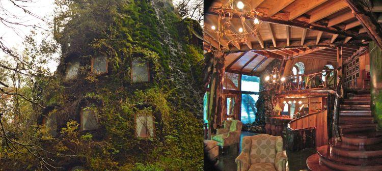 Montana Magica Lodge, Cile