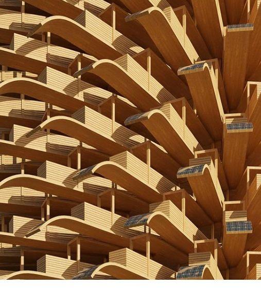I petali fotovoltaici della torre di osservazione solar tree