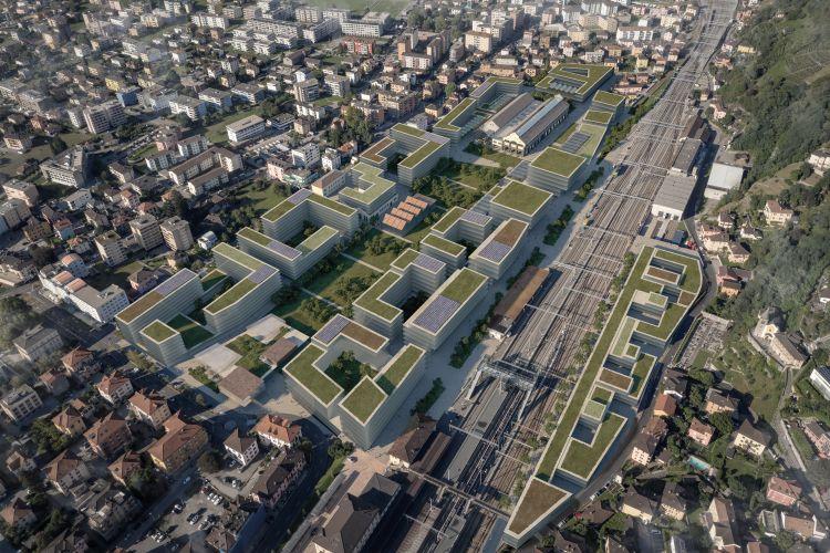 Il futuro ecologico di Bellinzona