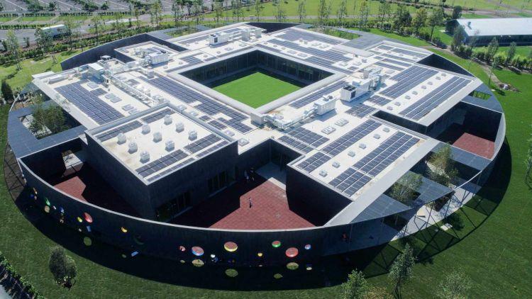 H-FARM, il campus nel verde vicino a Treviso