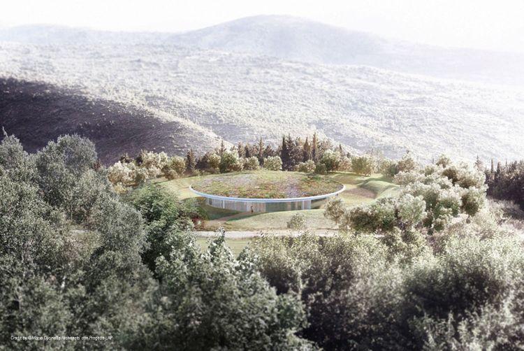 La scuola di Pacentro di Mario Cucinella Architects con LAP