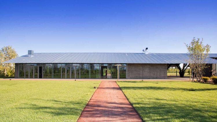 Un'altra struttura del campus H-Farm a Ca' Tron di Roncade