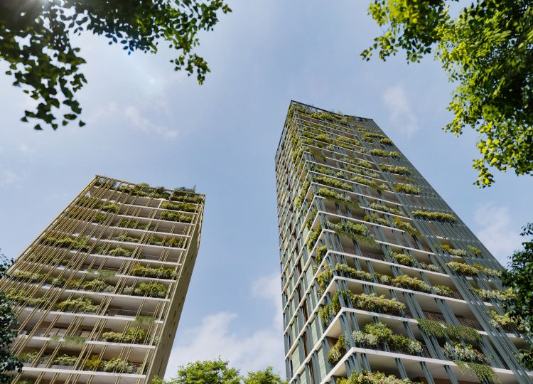 Milano Park Towers, due nuove torri nella zona est