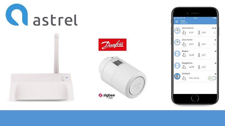 Danfoss AllyTM e Rialto Active ora compatibili per potenziare la smart home