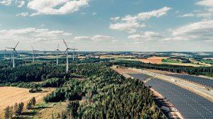 Ibrido solare-eolico: un altro successo di BayWa r.e.