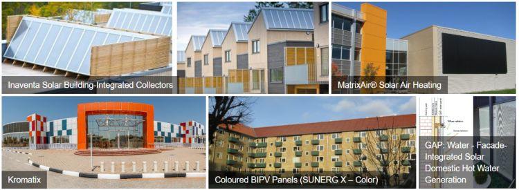 30 soluzioni innovative per generare energia solare da tetto e facciata