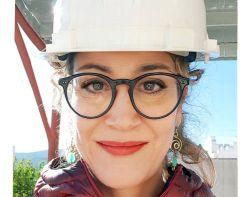 Carola Arrivas Bajardi, architetto e vincitrice del Premio Mirna Terenziani