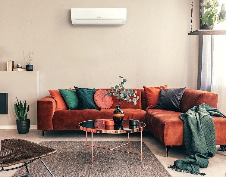 Climatizzazione in autunno? Si può, con Hitachi Cooling & Heating