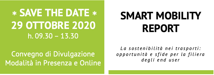 Smart Mobility Report 2020