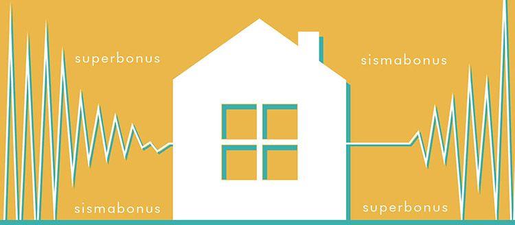 Supersismabonus, riduzione rischio sismico