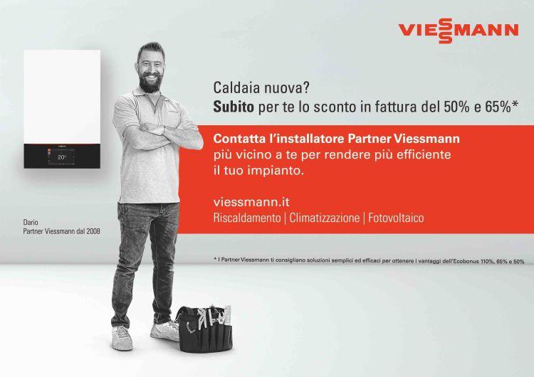 Viessmann supporta gli utenti e gli installatori nella cessione del credito