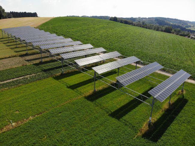 Agrovoltaico nuova strada per la Green economy