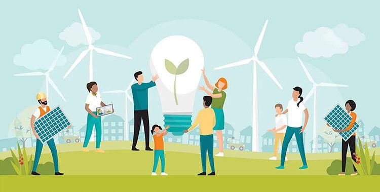 Comunità energetiche rinnovabili, è partita in Italia la sperimentazione di Sorgenia in Italia.