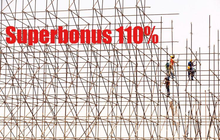 Superbonus 110%, si lavora per la stabilizzazione fino al 2024
