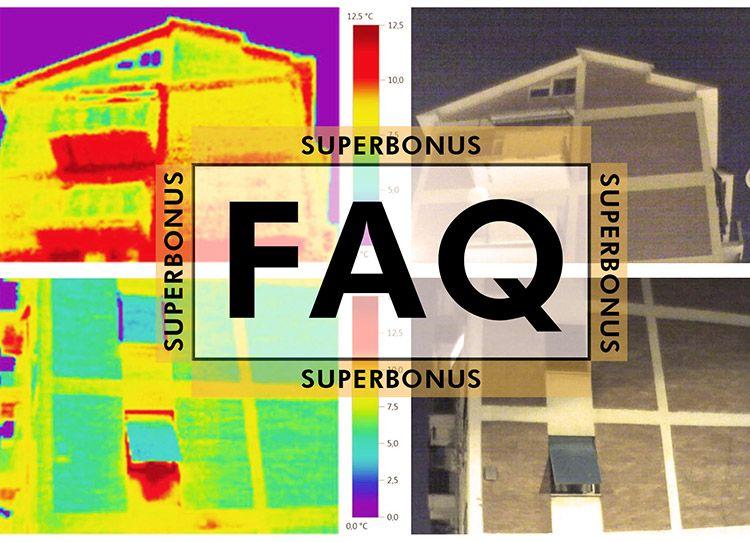 Chiarimenti sul Superbonus: dal MEF la pubblicazione delle FAQ