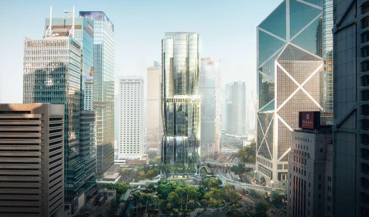 La torre Murray Road a Hong Kong