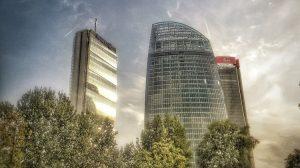 ABB alimenta la torre Libeskind di CityLife a Milano