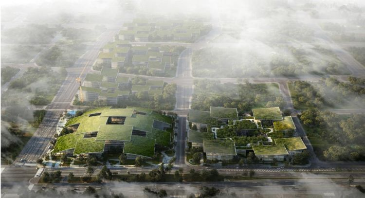 AI City, campus hi-tech in Cina che guarda all'innovazione e allo sviluppo sostenibile