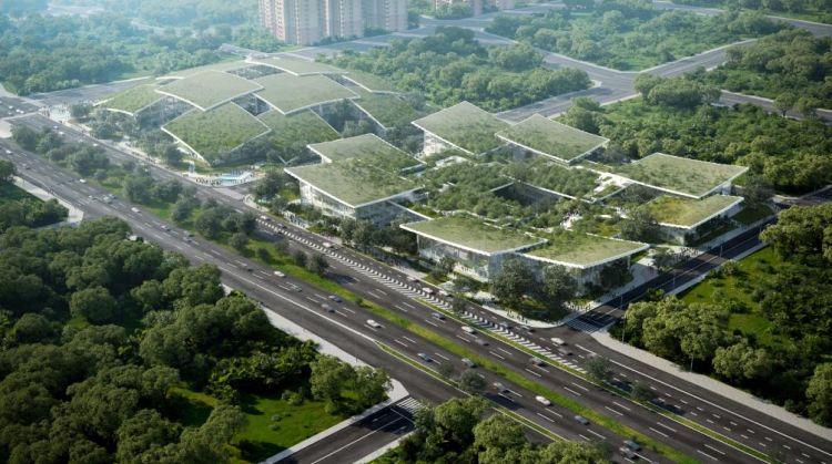 AI City, un campus hi-tech che guarda all'innovazione e allo sviluppo sostenibile