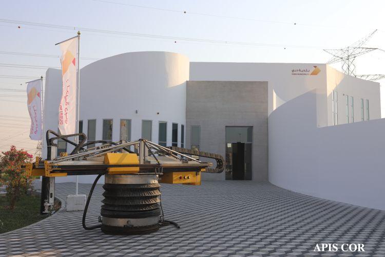 Casa 3D realizzata da Apis Cor in sole 24 ore