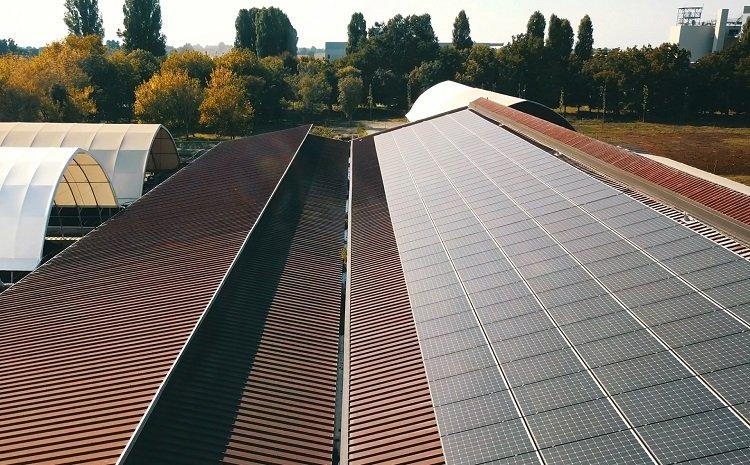 Il fotovoltaico Panasonic per l'azienda agricola Cà de Alemanni