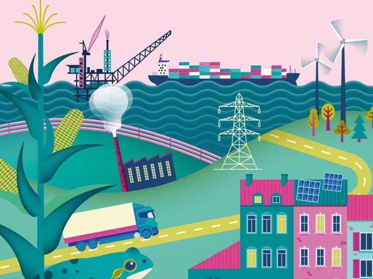 Energia, trasporti e ambiente, le statistiche aggiornate al 2018 dell'Eurostat