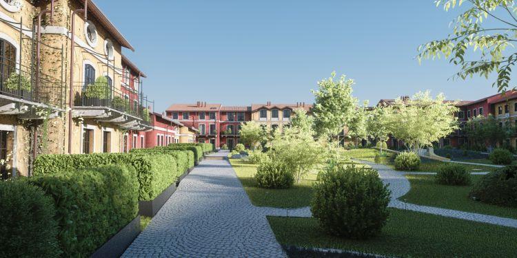 Forrest in Town, progetto di riqualificazione edilizia a Milano