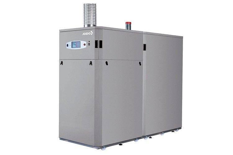 Caldaia a condensazione ad uso commerciale JODO ECOBAS