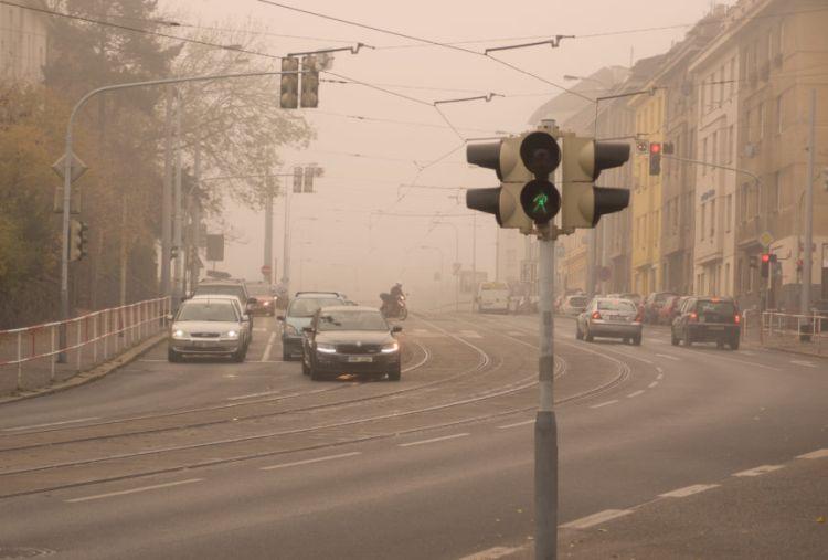 Il traffico tra le principali cause dell'inquinamento atmosferico