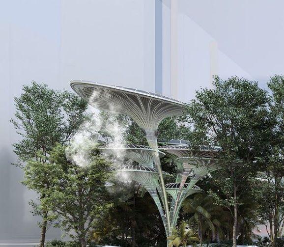 Oasys: l'idea creativa per affrontare i cambiamenti climatici ad Abu Dhabi