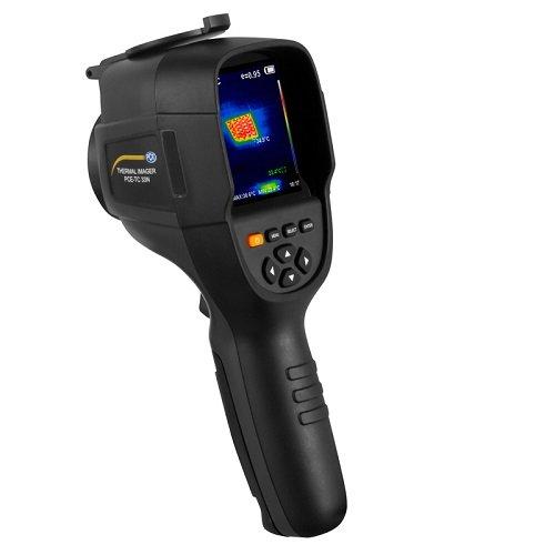 PCE-TC 33N, la termocamera con range di misura fino a 450 °C