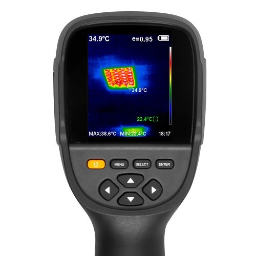 Termocamera a infrarossi
