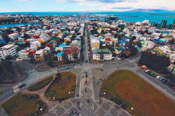 Reykjavik, obiettivo 0 emissioni entro il 2040