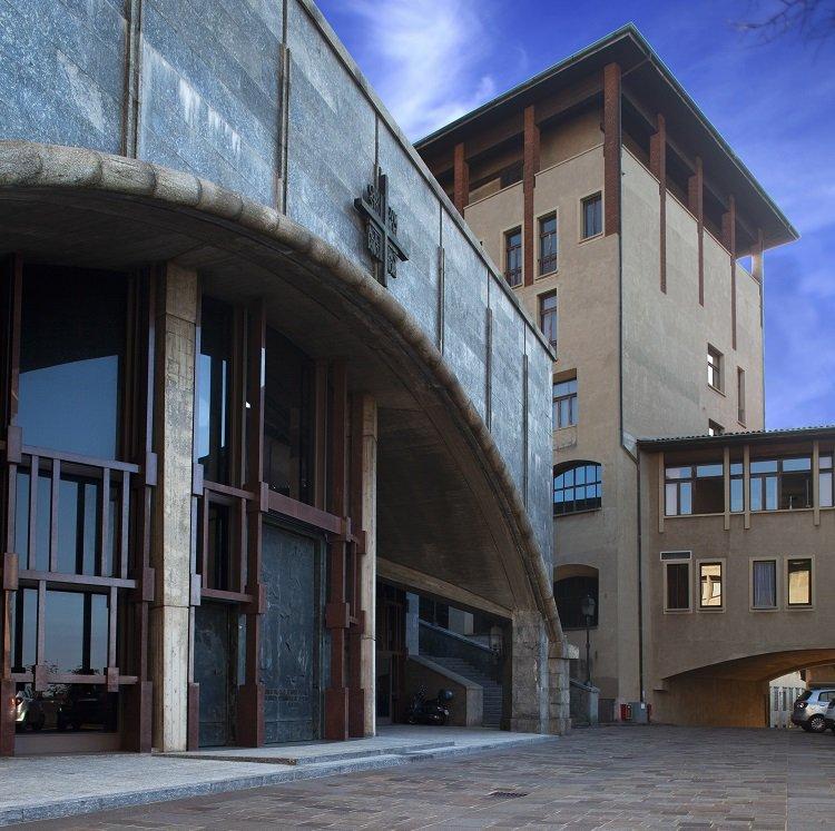 Hoval riqualifica la centrale termica dell'istituto diocesano di Bergamo