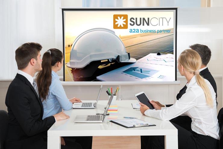 Vuoi sfruttare al meglio il Superbonus? Ci pensa SunCity!